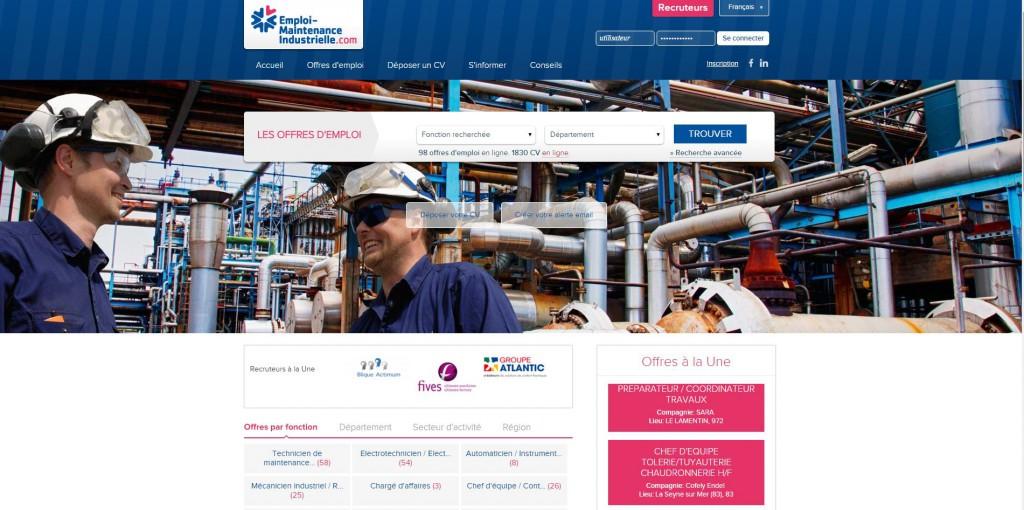 emploi-maintenance-industrielle