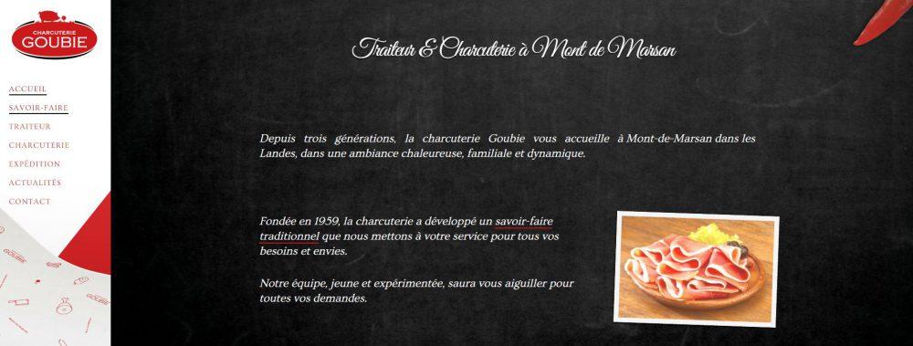 Charcuterie Goubie, Traiteur à Mont de Marsan (Landes)