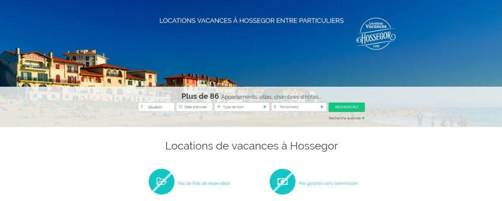 Location Appartement Hossegor Vacances
