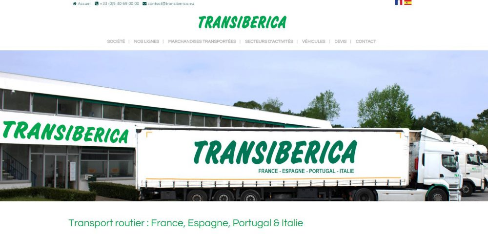 Transport routier international de marchandises