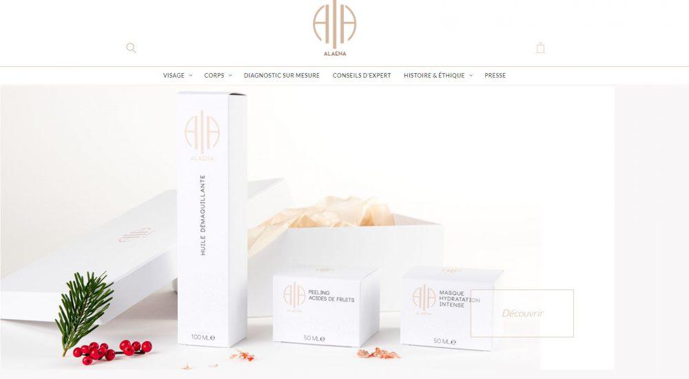 Alaena, cosmétiques BIO & français