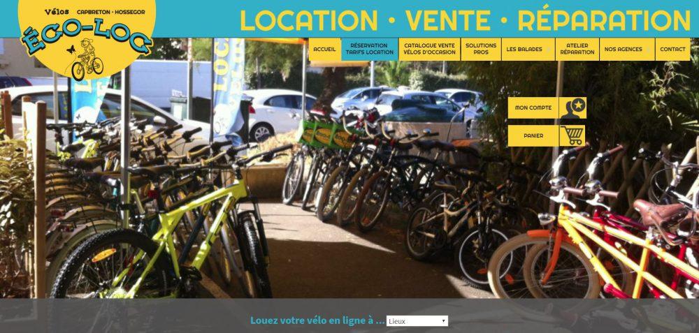 Eco-loc : location de vélos à Hossegor & Capbreton