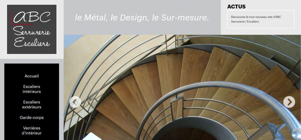ABC Escaliers, fabrication d'escaliers dans les Landes & au Pays Basque