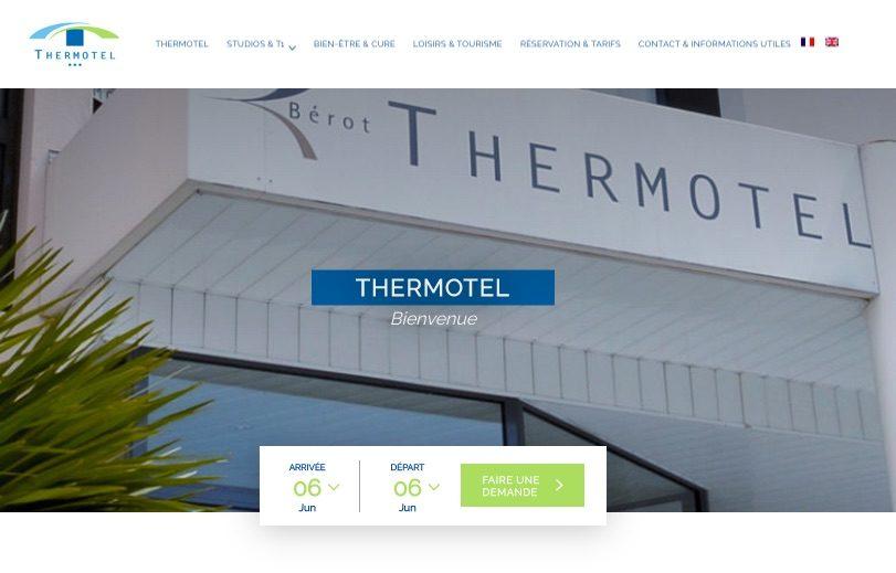 Thermotel, résidence hôtelière pour cure à dax